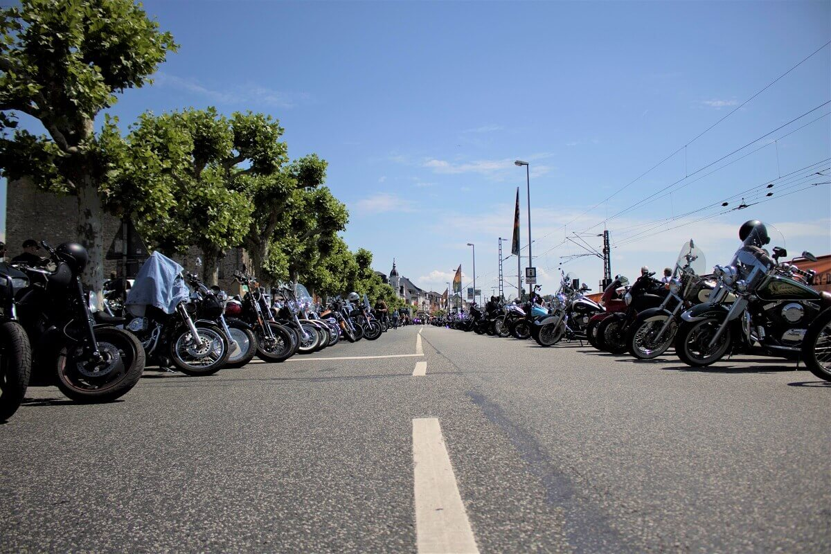 17. Magic Bike Week in Rüdesheim- eine Reise wert!